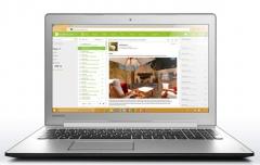 联想(Lenovo)笔记本ideapad510-15 i5-7200/8G/1TB/15.6/银色