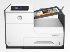 惠普HP PAGEWIDE PRO 452DN 打印机