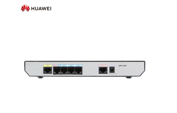 华为(HUAWEI) AR111EC 企业级多业务核心千兆路由器 多WAN口VPN网关 1 无线AP